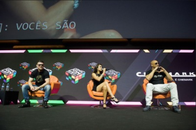 Comic Con Sao Paulo 2016 - Panel [1 декабря]