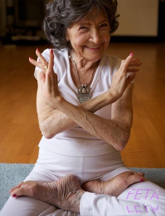 Фото пожилых толстушек