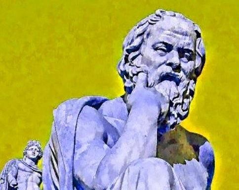 Сократ Одежда