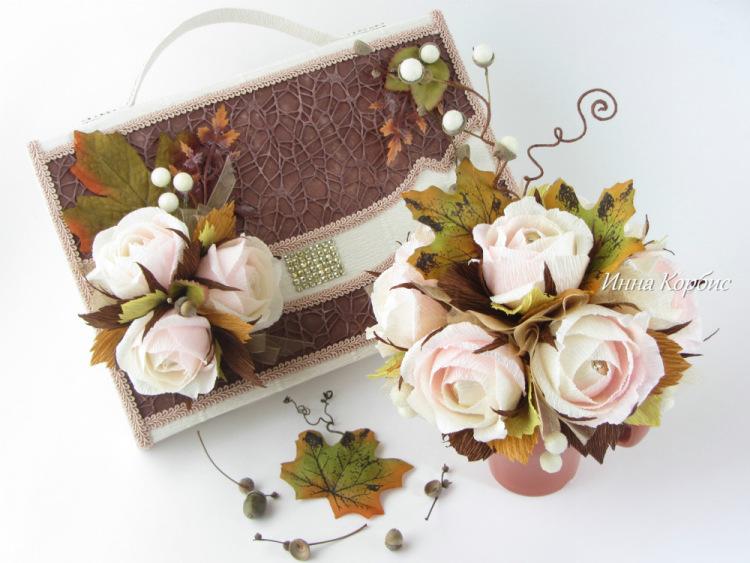 Мастер класс по оформлению конфет на подарок