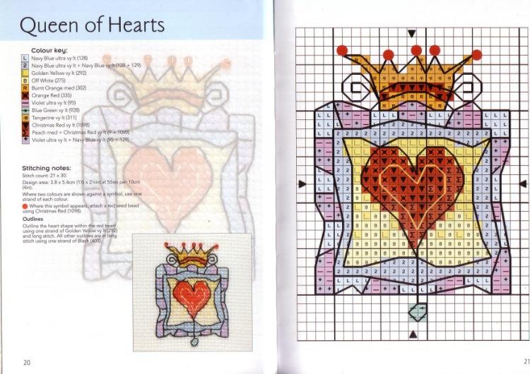 Вышивка крестом майкл пауэлл схемы 82
