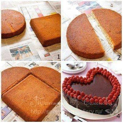 Как сделать легко пирог