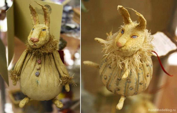 Gallery.ru / Фото #3 - зайцы в разных техниках откр - cherepaha-i