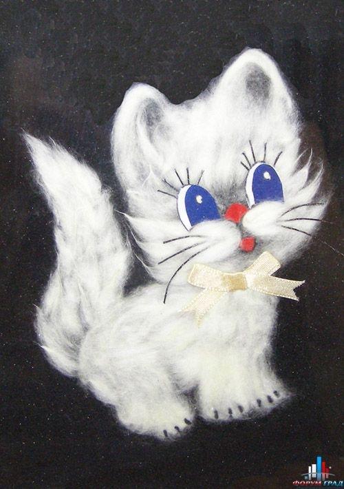 Поделки на тему кошки это кошки