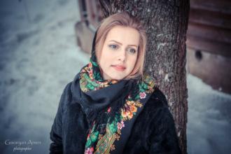 TFP (Time For Print) фотограф Арсен Гуварьян - Москва