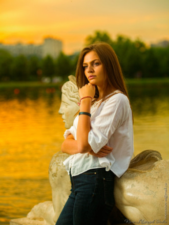 TFP (Time For Print) фотограф Поль Морозов - Москва