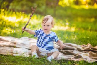 Детский фотограф Надежда Антипова - Хабаровск