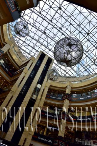 Архитектурный фотограф Филипп Лапшин - Москва